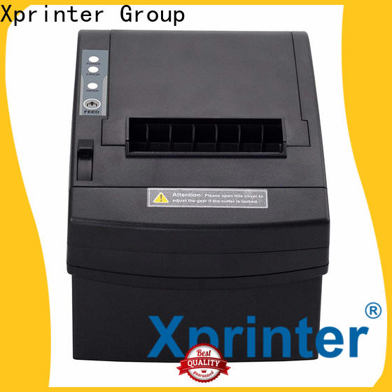 Xprinter reliable 80mm bluetooth printer design for retail