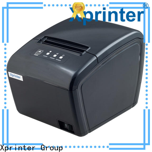Xprinter lan square pos receipt printer design for retail