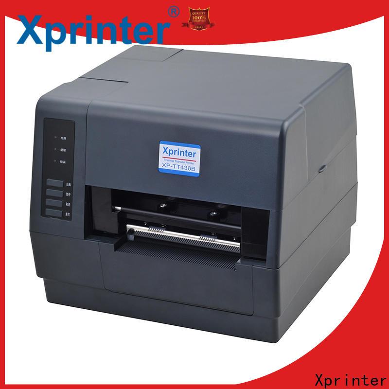 Xprinter portable desktop thermal transfer printer factory for catering