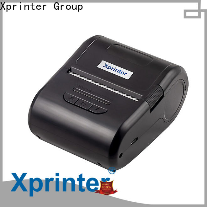 Xprinter large capacity mobile thermal printer series for shop