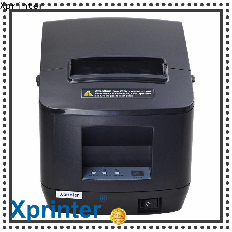 lan custom thermal printer design for mall