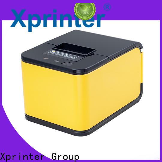 Xprinter monochromatic bluetooth receipt printer personalized for mall