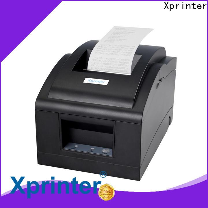 Xprinter stable best dot matrix printer manufacturer for medical care