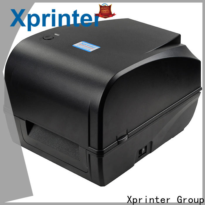Xprinter large capacity thermal barcode label printer with good price for catering