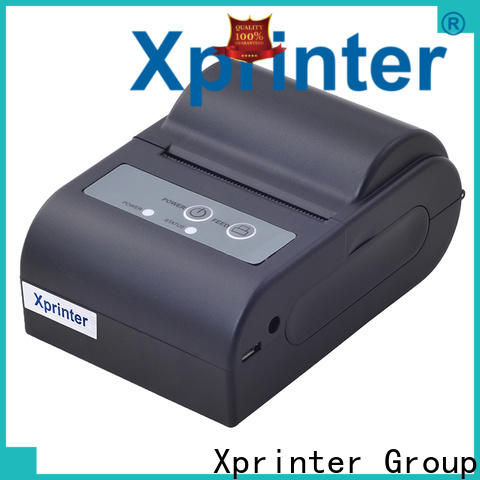 Xprinter handheld receipt printer inquire now for tax