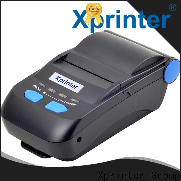 Xprinter portable wireless portable receipt printer design for store