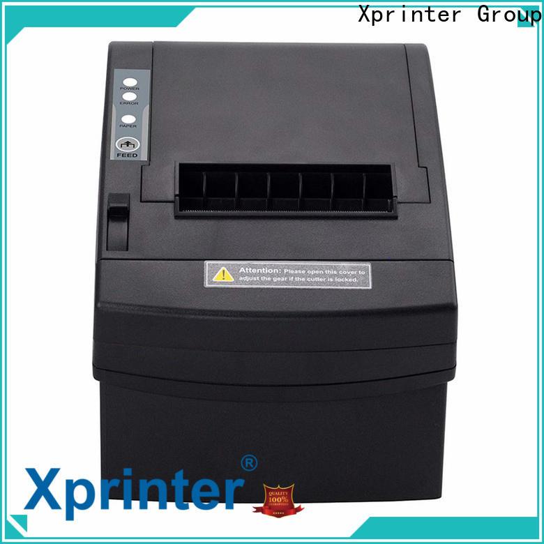 Xprinter lan best receipt printer factory for mall