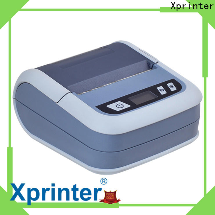 Xprinter portable bluetooth label printer directly sale for store