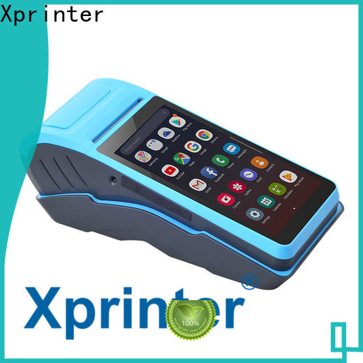 Xprinter portable handheld pos printer manufacturer for store