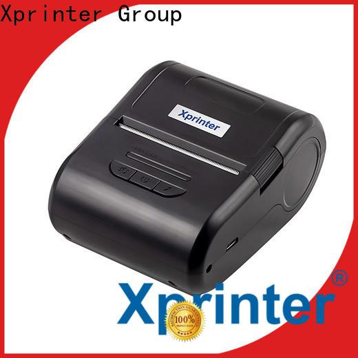 Xprinter wireless bill printer customized for store