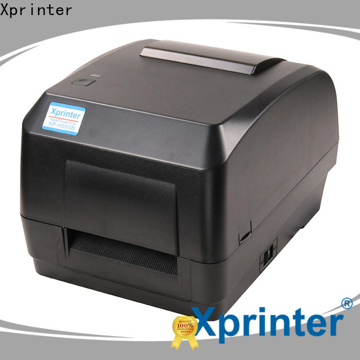 Xprinter portable best thermal transfer printer factory for store