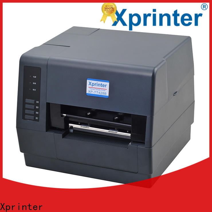 Xprinter bluetooth thermal label printer with good price for shop