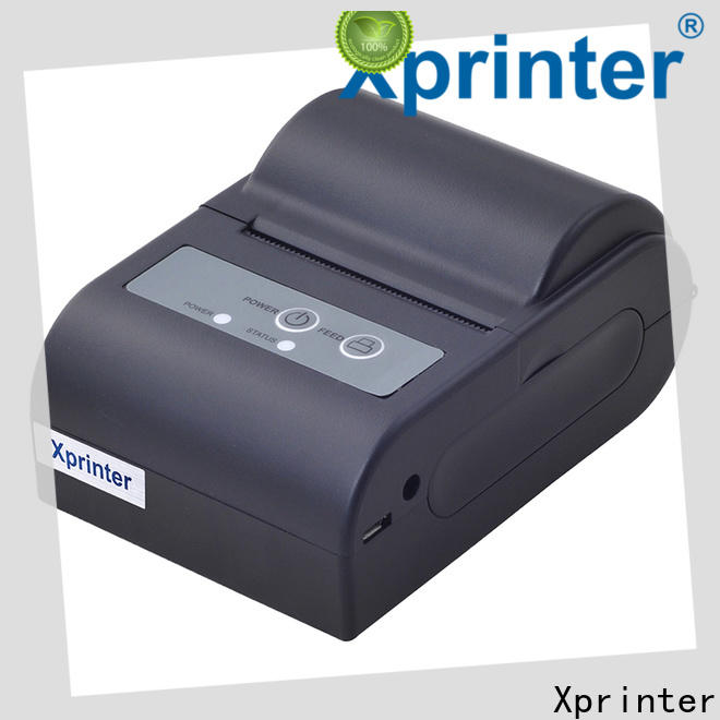 Xprinter dual mode handheld receipt printer with good price for shop