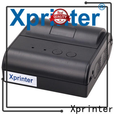 Xprinter bluetooth receipt printer for android factory for store