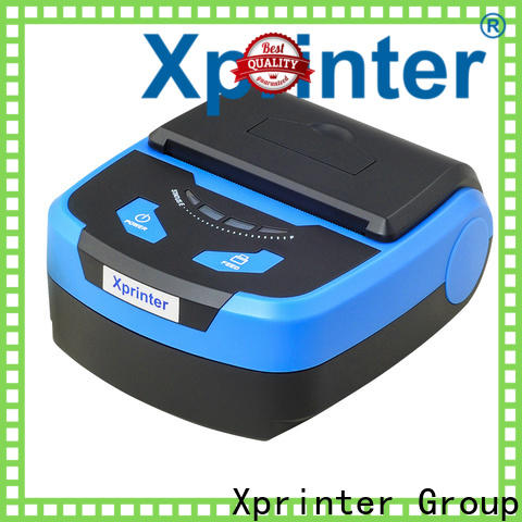 Xprinter Wifi connection bluetooth receipt printer for square with good price for store