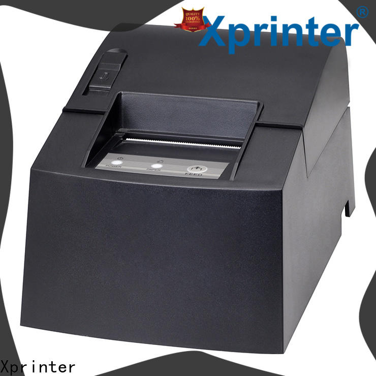 Xprinter easy to use pos 58 printer personalized for retail