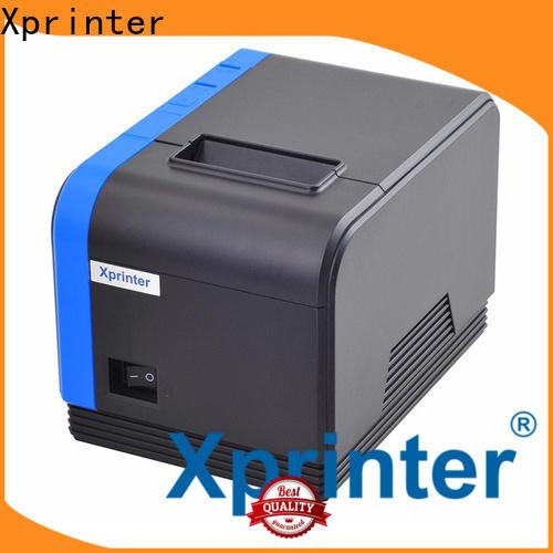 Xprinter monochromatic low cost receipt printer supplier for retail