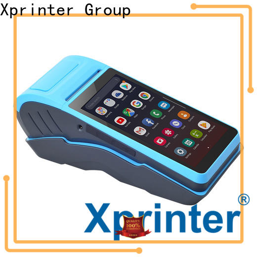 Xprinter handheld portable printer from China for restaurant