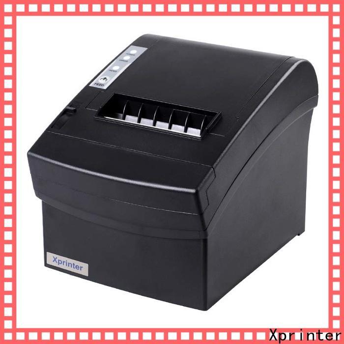 Xprinter lan bill receipt printer design for mall