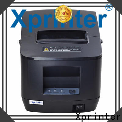 Xprinter multilingual thermal receipt printer with good price for shop