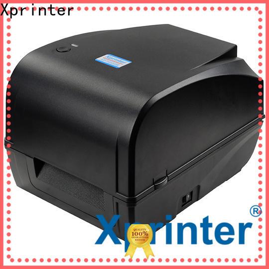 dual mode thermal transfer label printer design for store