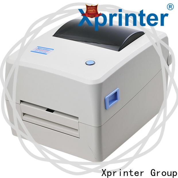 Xprinter bluetooth thermal label printer design for shop