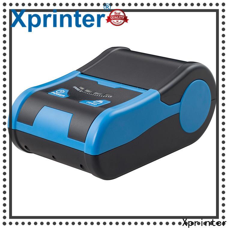 Xprinter portable handheld receipt printer factory for shop