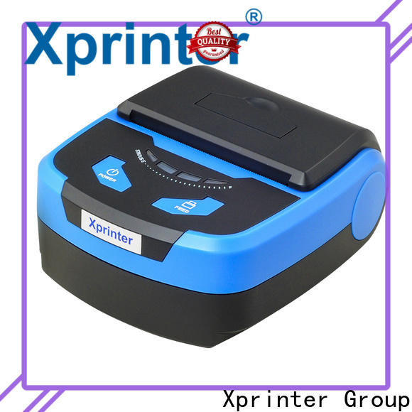 portable network receipt printer factory for store