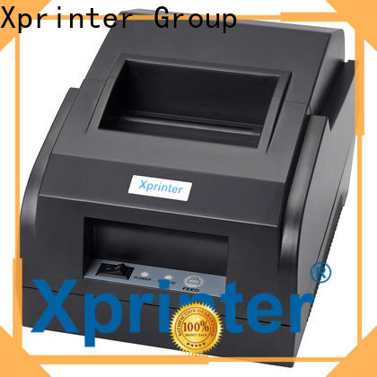 Xprinter easy to use receipt printer best buy supplier for mall