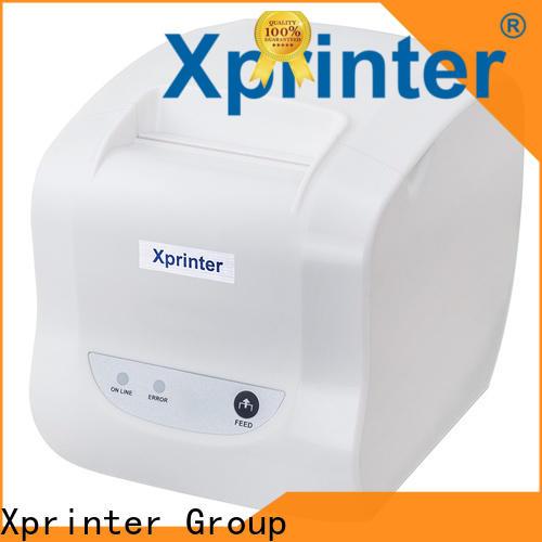 monochromatic xprinter 58mm supplier for retail