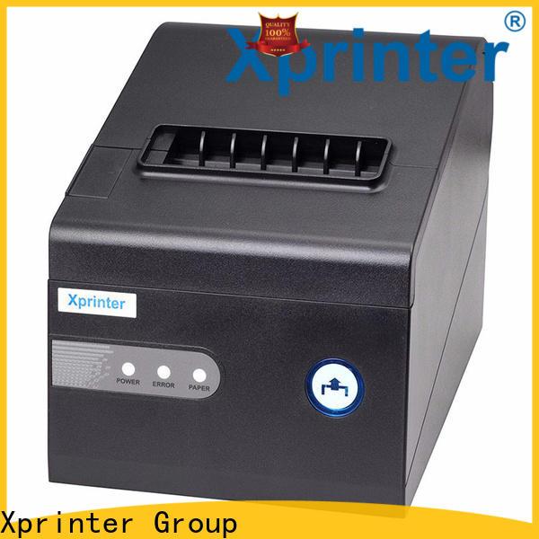Xprinter standard square receipt printer design for mall