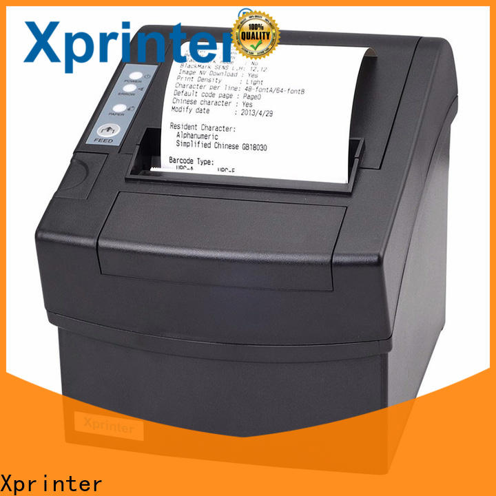 Xprinter receipt printer for pc design for retail