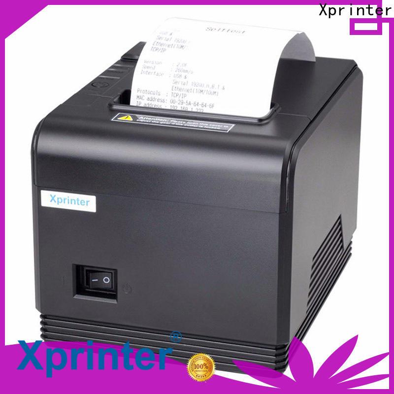 Xprinter small receipt printer design for retail