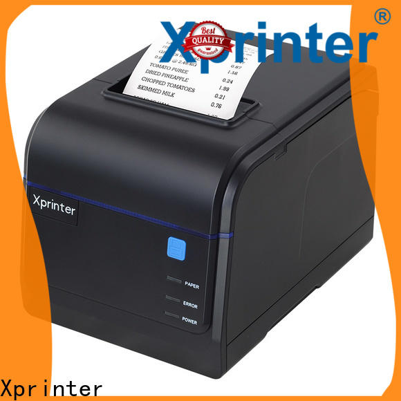 Xprinter multilingual receipt printer for pc design for mall