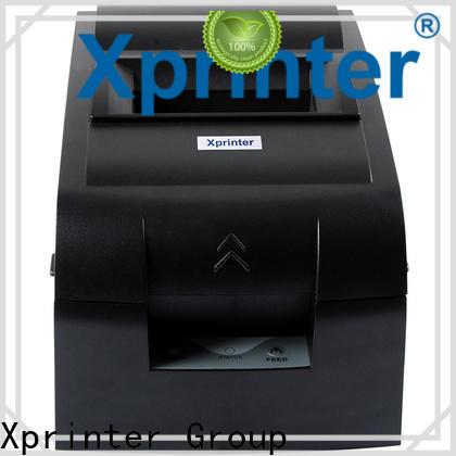 certificated label printer dot matrix manufacturer for post