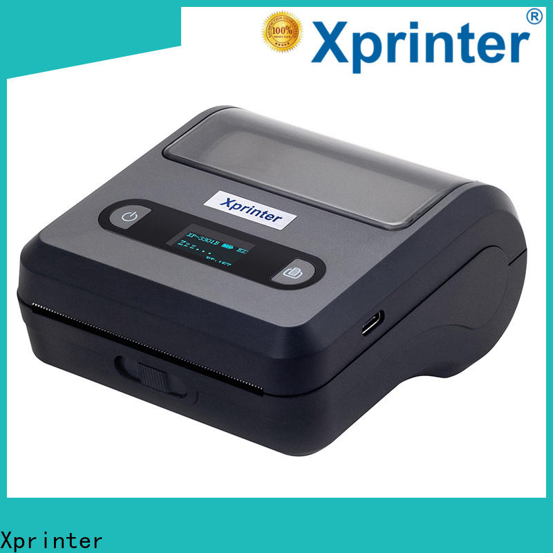 Xprinter handheld label printer directly sale for shop