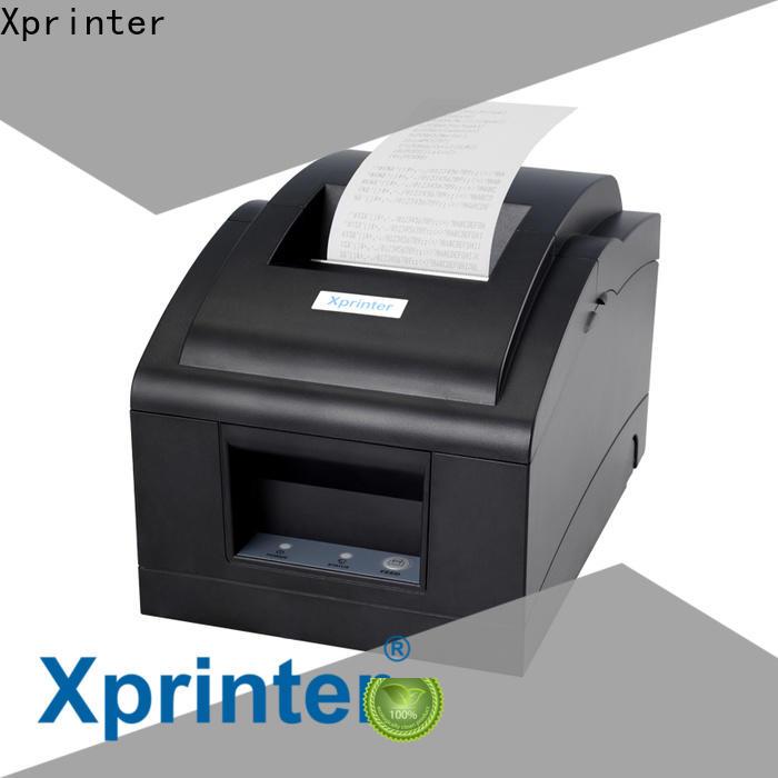 Xprinter bluetooth dot matrix printer directly sale for supermarket