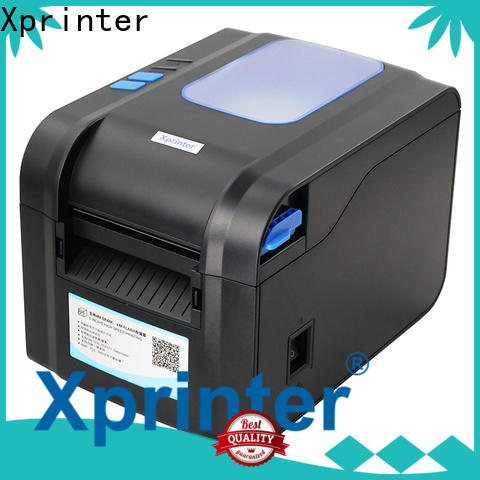 Xprinter direct thermal label printer factory for storage