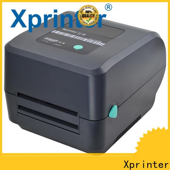 Xprinter monochromatic barcode label maker machine manufacturer for tax