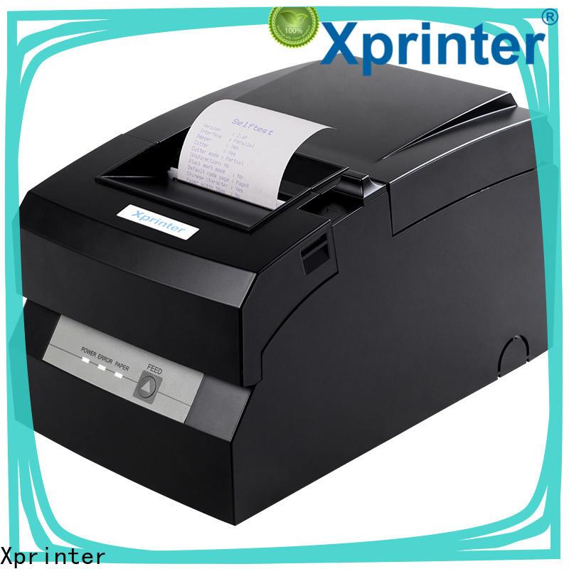 Xprinter dot matrix printer reviews directly sale for supermarket