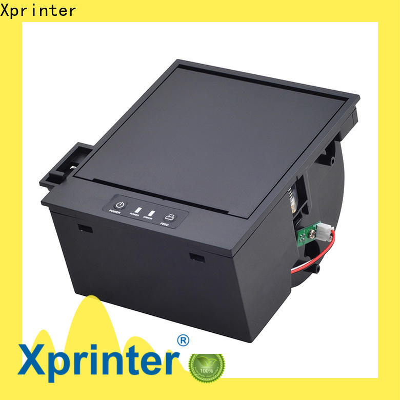 Xprinter panel mount printer manufacturer for store