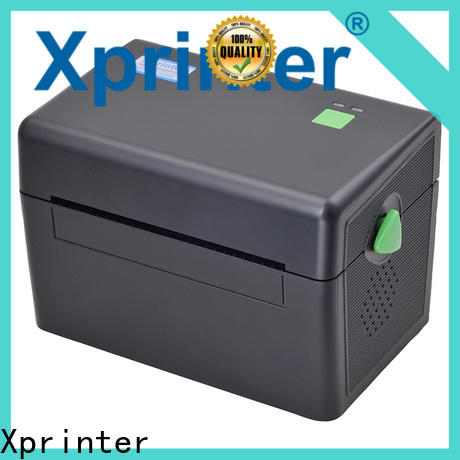Xprinter small barcode label printer directly sale for tax