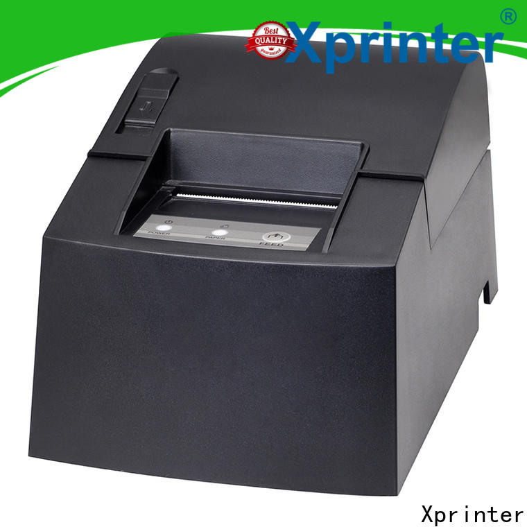 Xprinter easy to use driver printer pos 58 wholesale for mall