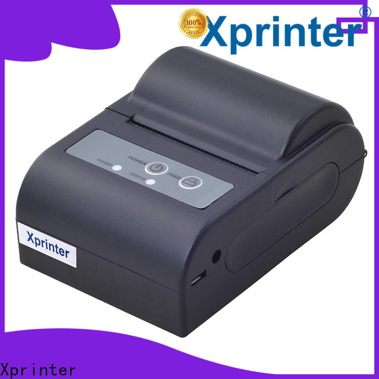 Xprinter bluetooth receipt printer for square factory for catering