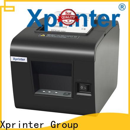 Xprinter invoice printer design for store