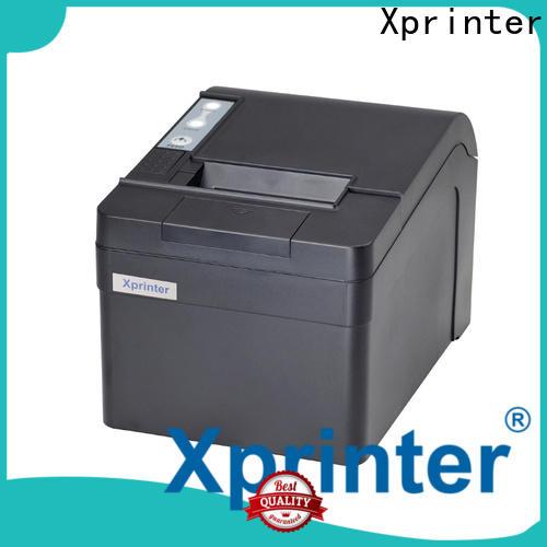 monochromatic receipt printer personalized for retail