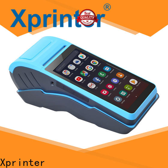 commonly used handheld pos terminal customized for supermarket