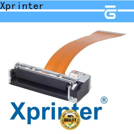 Xprinter receipt printer accessories design for storage