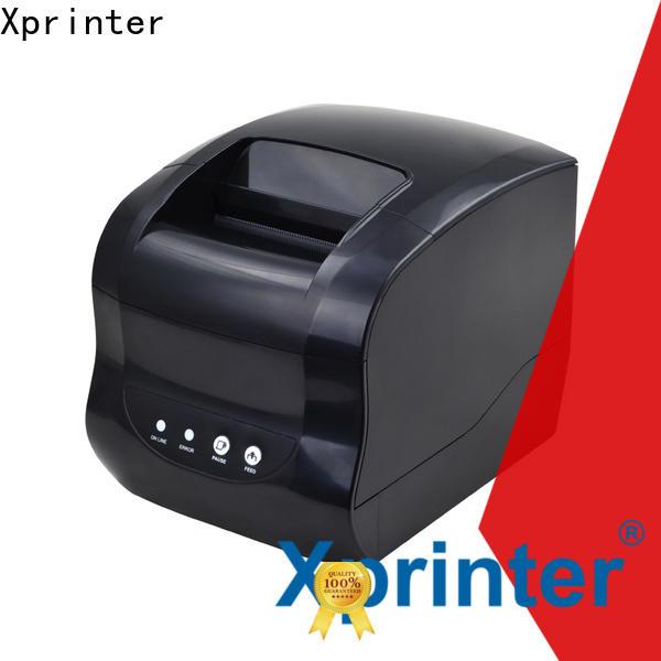 bluetooth miniature label printer design for post