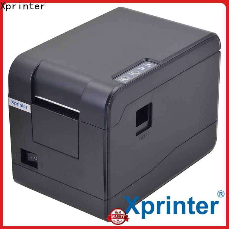 Xprinter direct thermal barcode printer personalized for mall